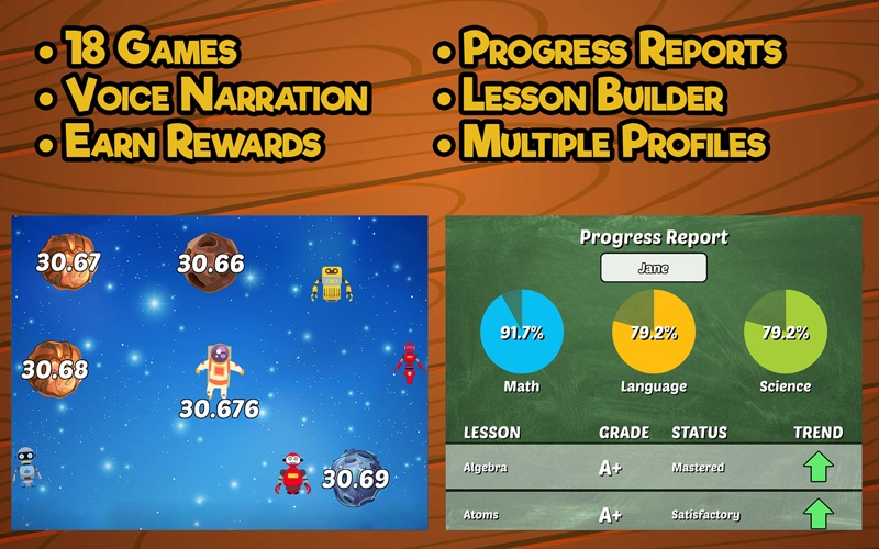 Sixth Grade Learning Games screenshot 5