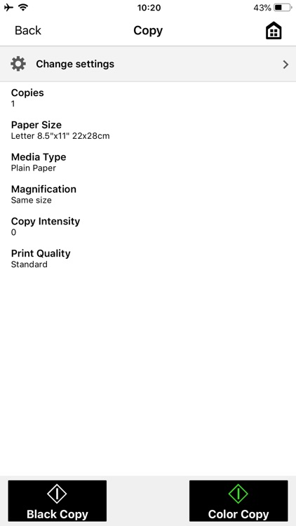 Canon PRINT Inkjet/SELPHY screenshot-4