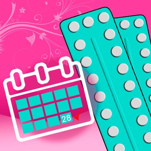 Birth Control Pill Reminder +