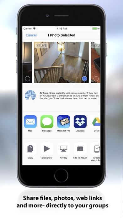 Mailshot Pro review screenshots