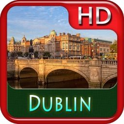 Dublin Offline Map Travel