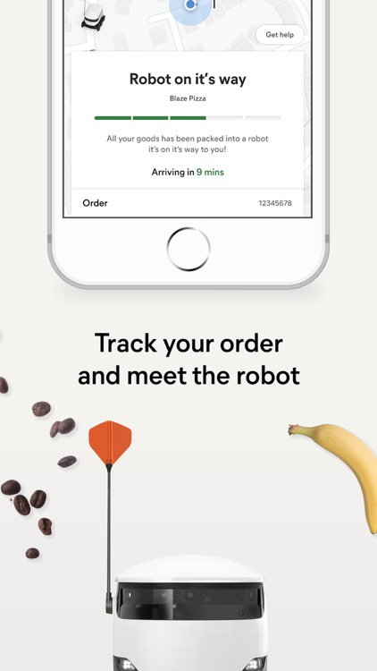 Starship - Food Delivery screenshot-3