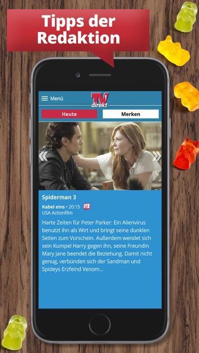 TVdirekt Fernsehprogramm für PC - Windows 10,8,7 (Deutsch