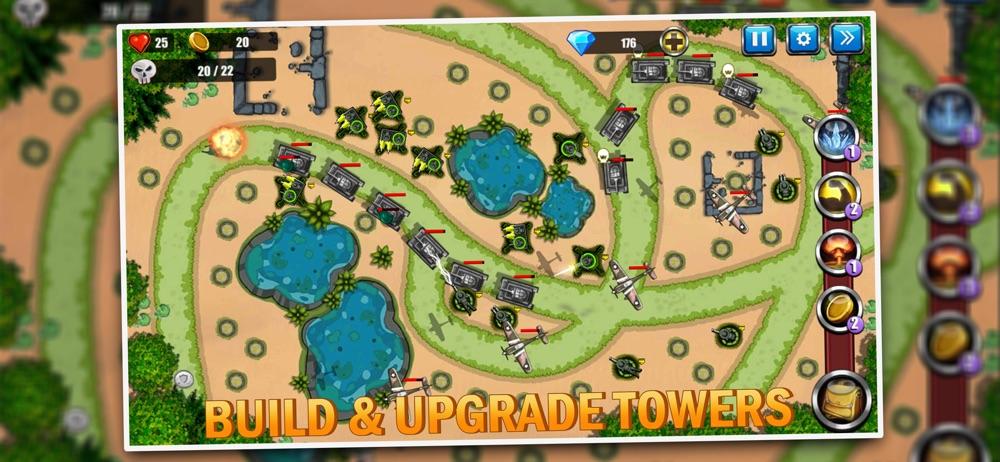 Tower Defense: Toy War 2