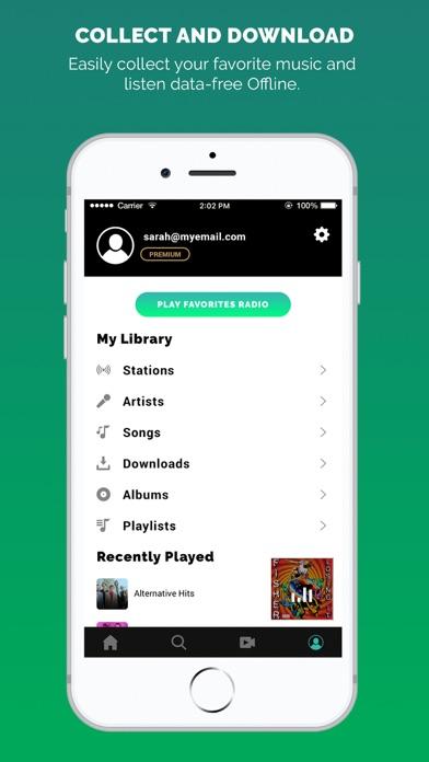 LiveXLive Screenshot