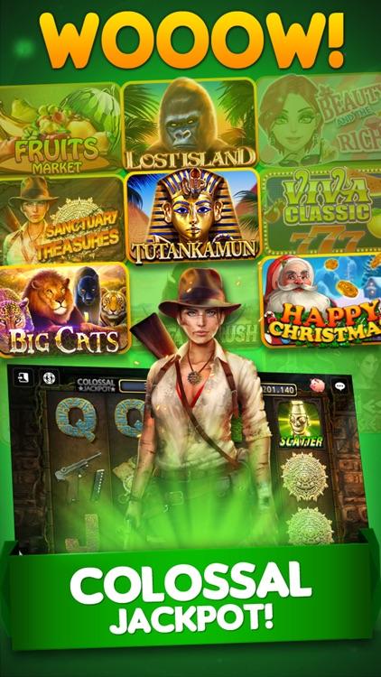 Bingo City 75: Bingo & Slots screenshot-4