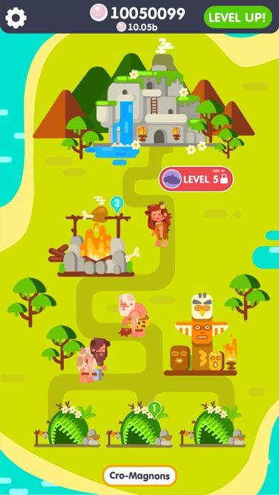 Idle Civilization: Civ Builder screenshot 1
