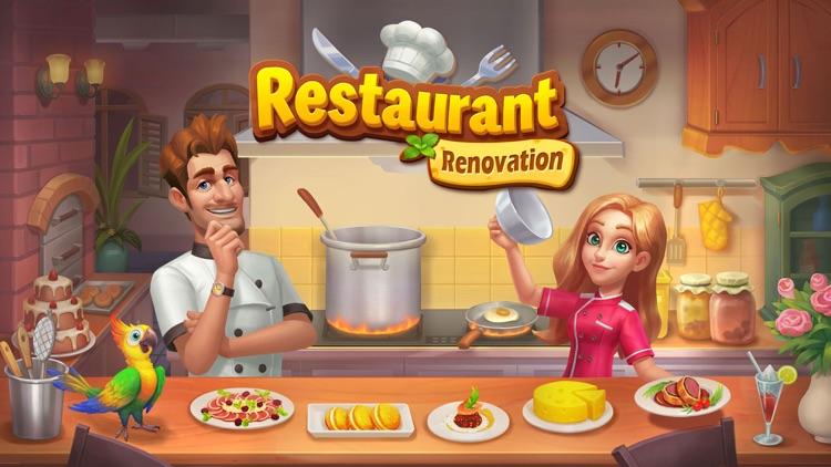 Restaurant Renovation screenshot-5