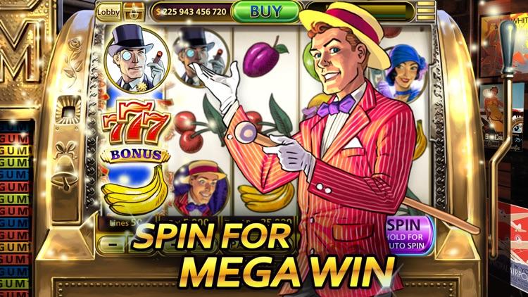Vegas Casino: Slot Machines screenshot-4