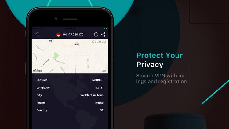 VPN - Super Unlimited VPN screenshot-4