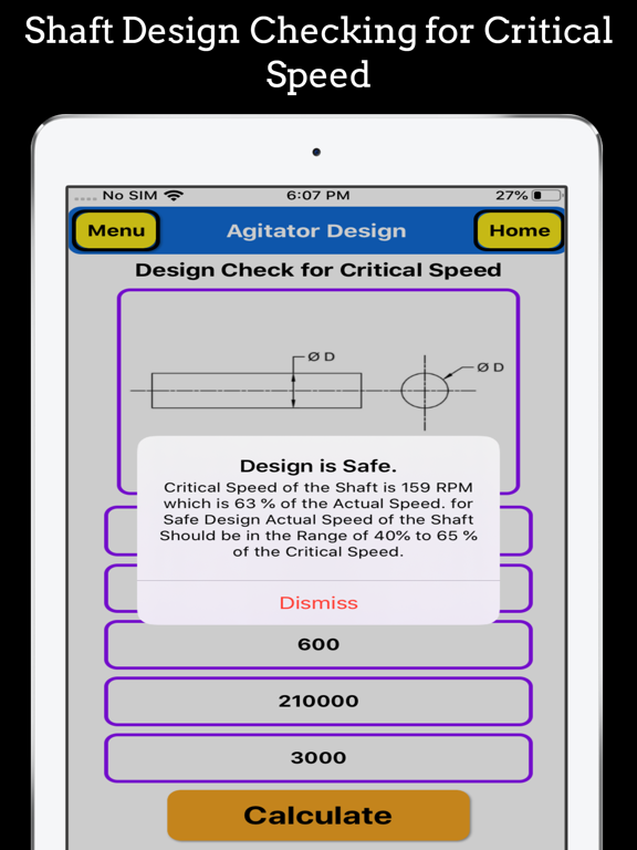 Agitator Design Pro screenshot 12