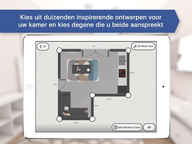3d Kamer Interieur Inrichten In De App Store