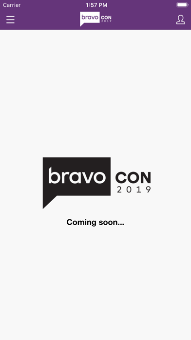 BravoCon screenshot 1