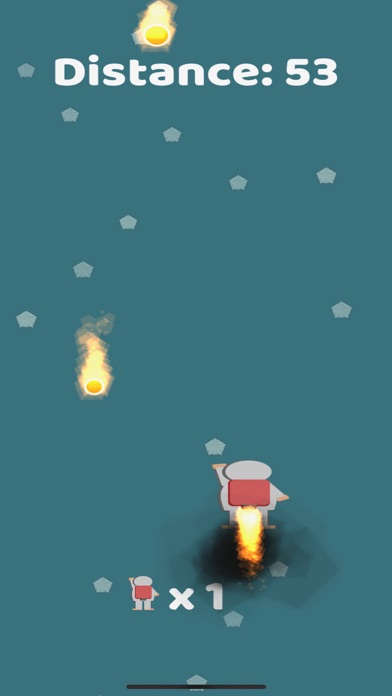 Jetpack Joe Screenshot