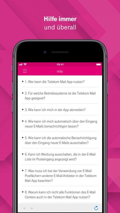 Telekom Mail – E-Mail-Programm screenshot-7