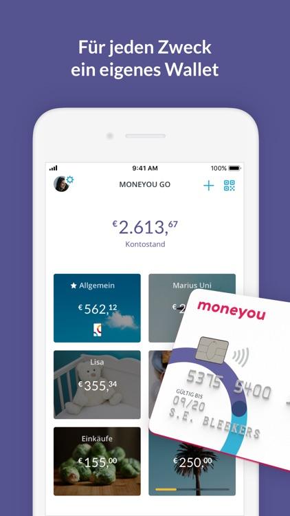 Moneyou Go - Mobiles Girokonto