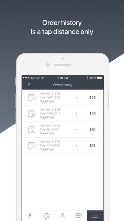 PhoneClub – Best Calling Rates screenshot-5