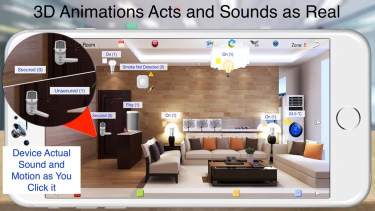 HOS Smart Home KNX EIB Live screenshot-0