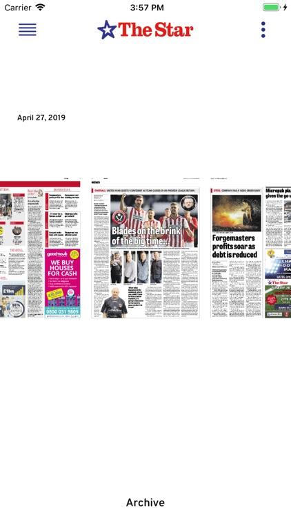 The Sheffield Star Newspaper screenshot-4