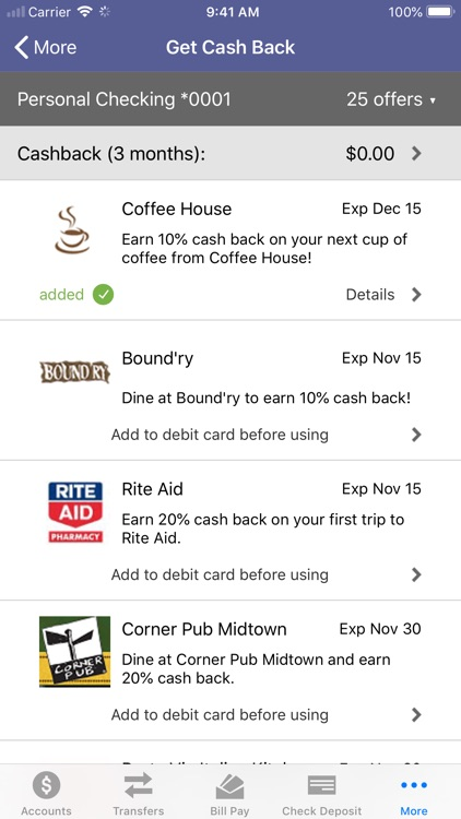 SDFCU Mobile screenshot-6