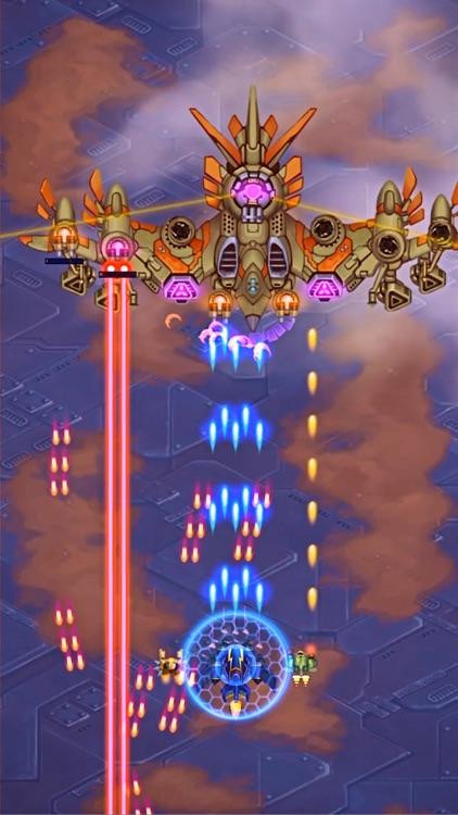 HAWK: Bullet Hell Jet Shooter screenshot-5