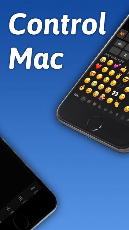 Remote control for Mac screenshot-1