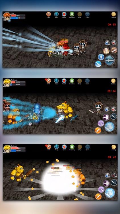Hero Age - RPG classic