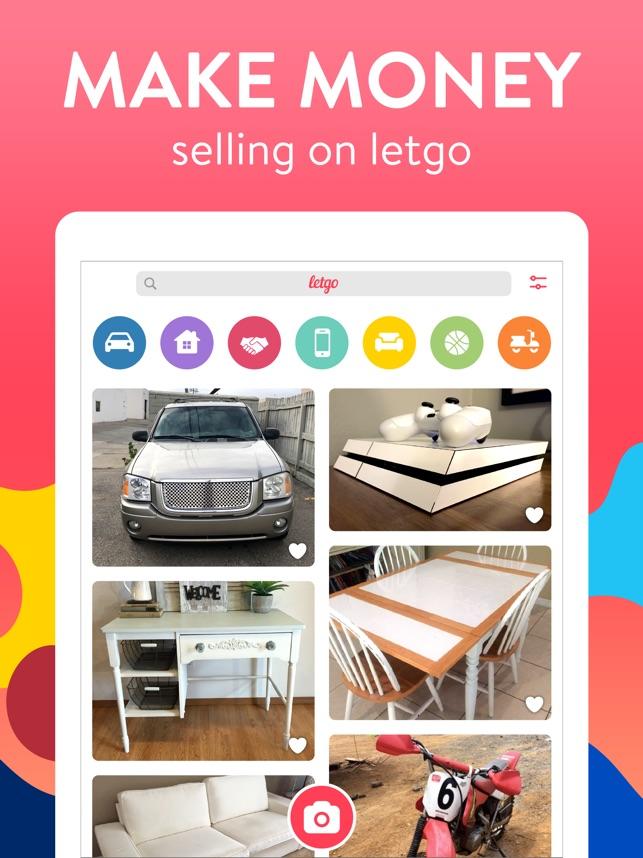 41b558da382  letgo: Buy & Sell Used Stuff on the App Store