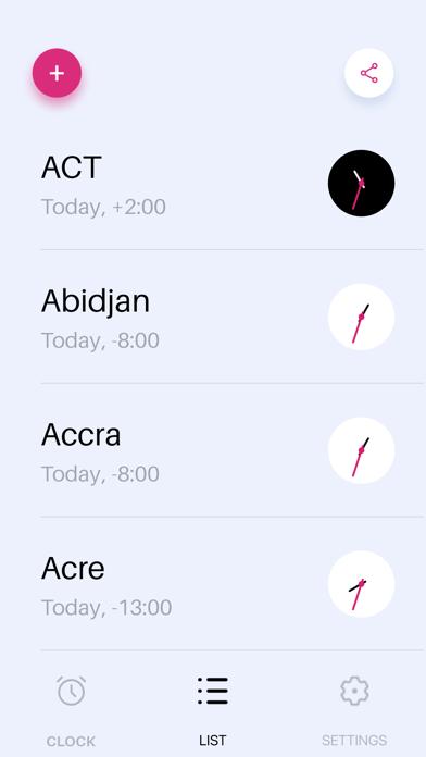 Fancy World Clock | App Price Drops
