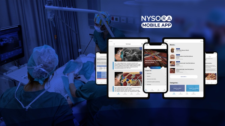 NYSORA Nerve Blocks screenshot-5