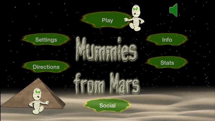Mummies from Mars