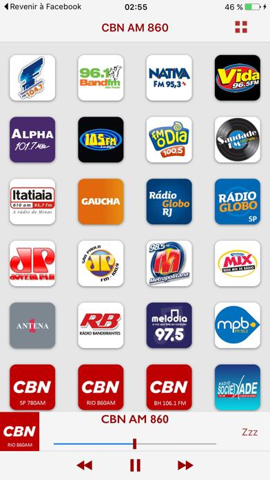 Rádio Brasil: Top Radios