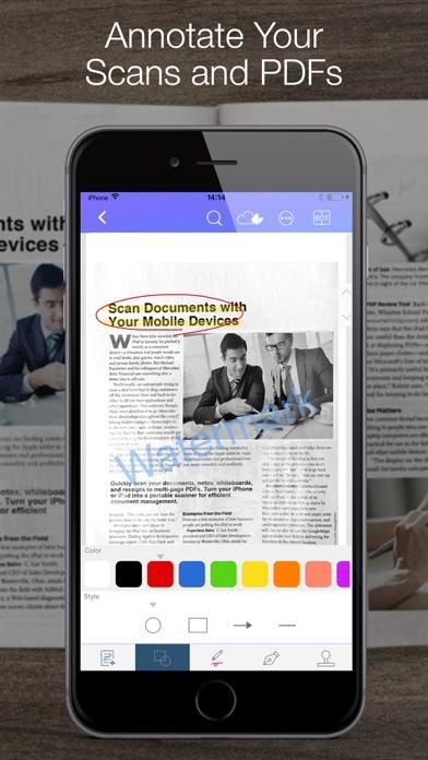 Pocket Scanner Ultimate Screenshots