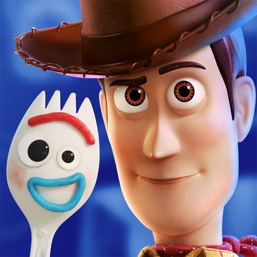 Toy Story Drop! iOS App