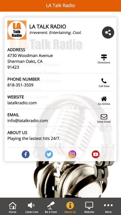 LA Talk Radio screenshot-3