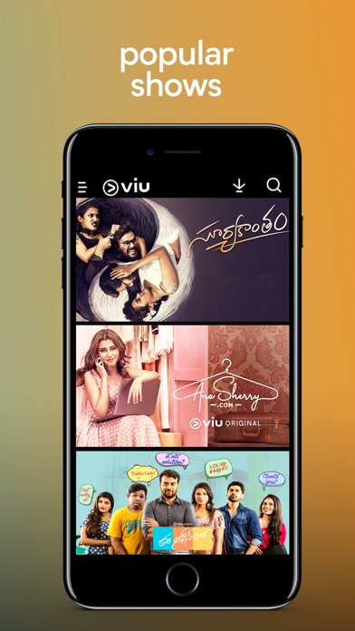 Viu -Stream TV Shows & Serials - Revenue & Download