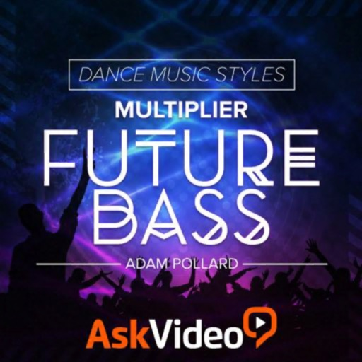 Future Bass Dance Music Course