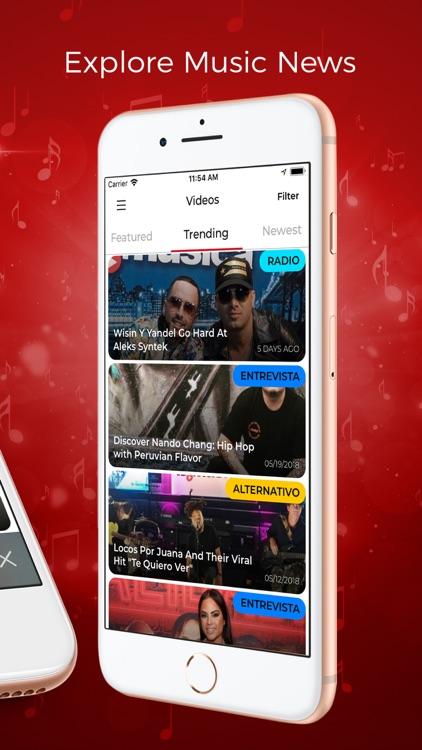 LaMusica - Radio & Podcasts screenshot-3