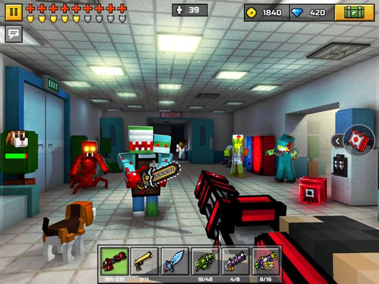 Скачать игру Pixel Gun 3D: PvP Онлайн-шутер