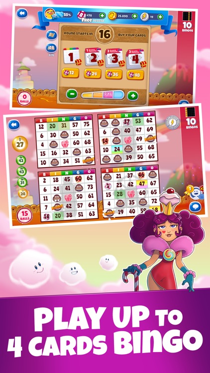 Bingo DreamZ - New Bingo Game