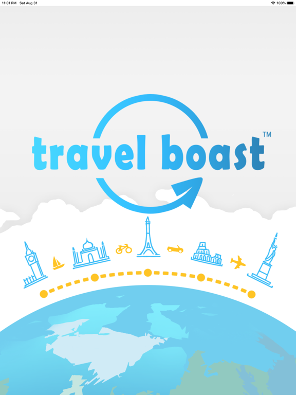 TravelBoast screenshot 7