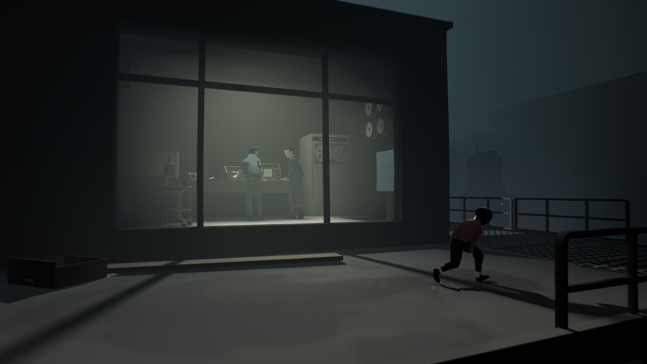 Screenshot do app Playdead's INSIDE