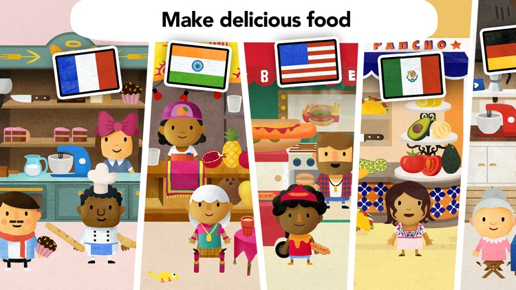 Fiete World - game for kids 4+ screenshot-5