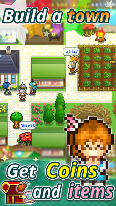 Quest Town Saga screenshot 2