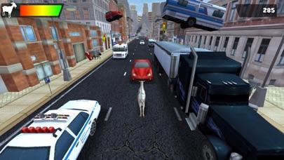 狂気の ヤギ:動物のレースのおすすめ画像4