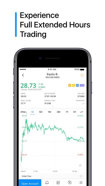 Webull: Trade. Save. Invest.