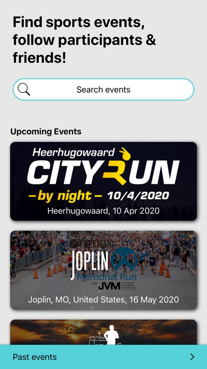 MYLAPS Sporthive Live Events screenshot-0