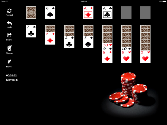 Solitaire Easy Playing Card | App Price Drops