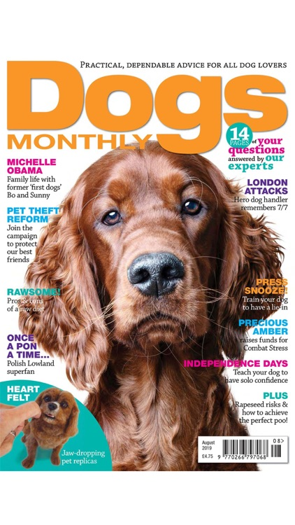 Dogs Monthly Magazine screenshot-7