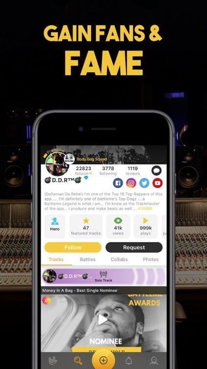 RapFame - Rap Recording Studio screenshot-4